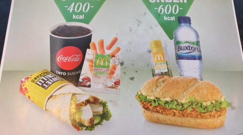 McDonald's Meals Under
