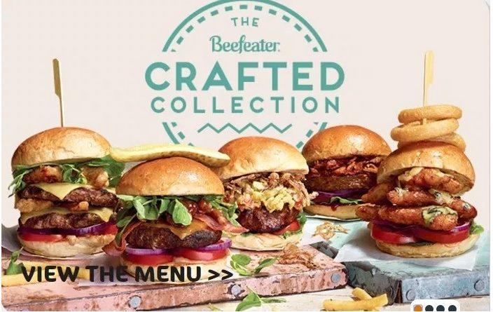 Beefeater Crafted Collection