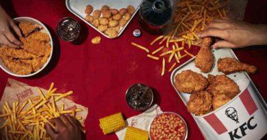 KFC Festive Fries