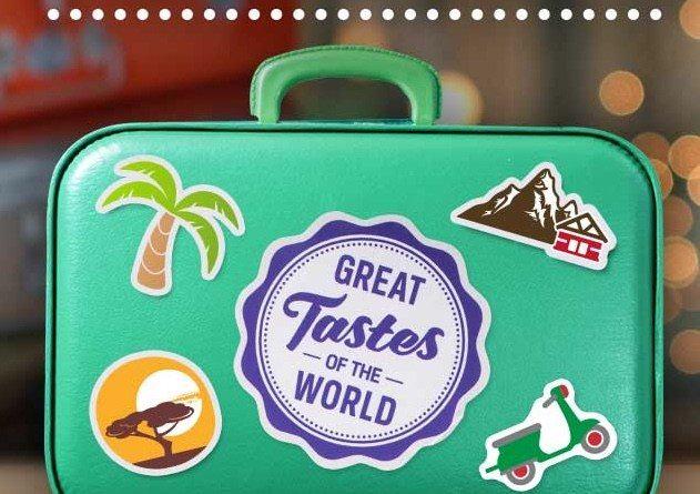 McDonald's Great Tastes of the World 2017