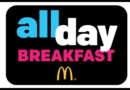McDonald's All Day Breakfast UK