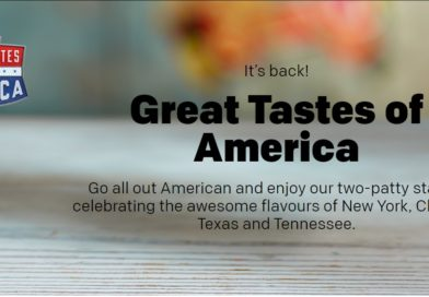McDonald's Great Tastes of America 2019