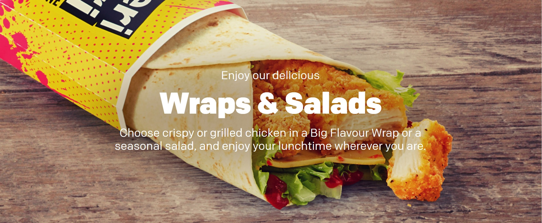 Wrap Of The Day Mcdonald S Uk What Is The Wrap Of The Day 2021
