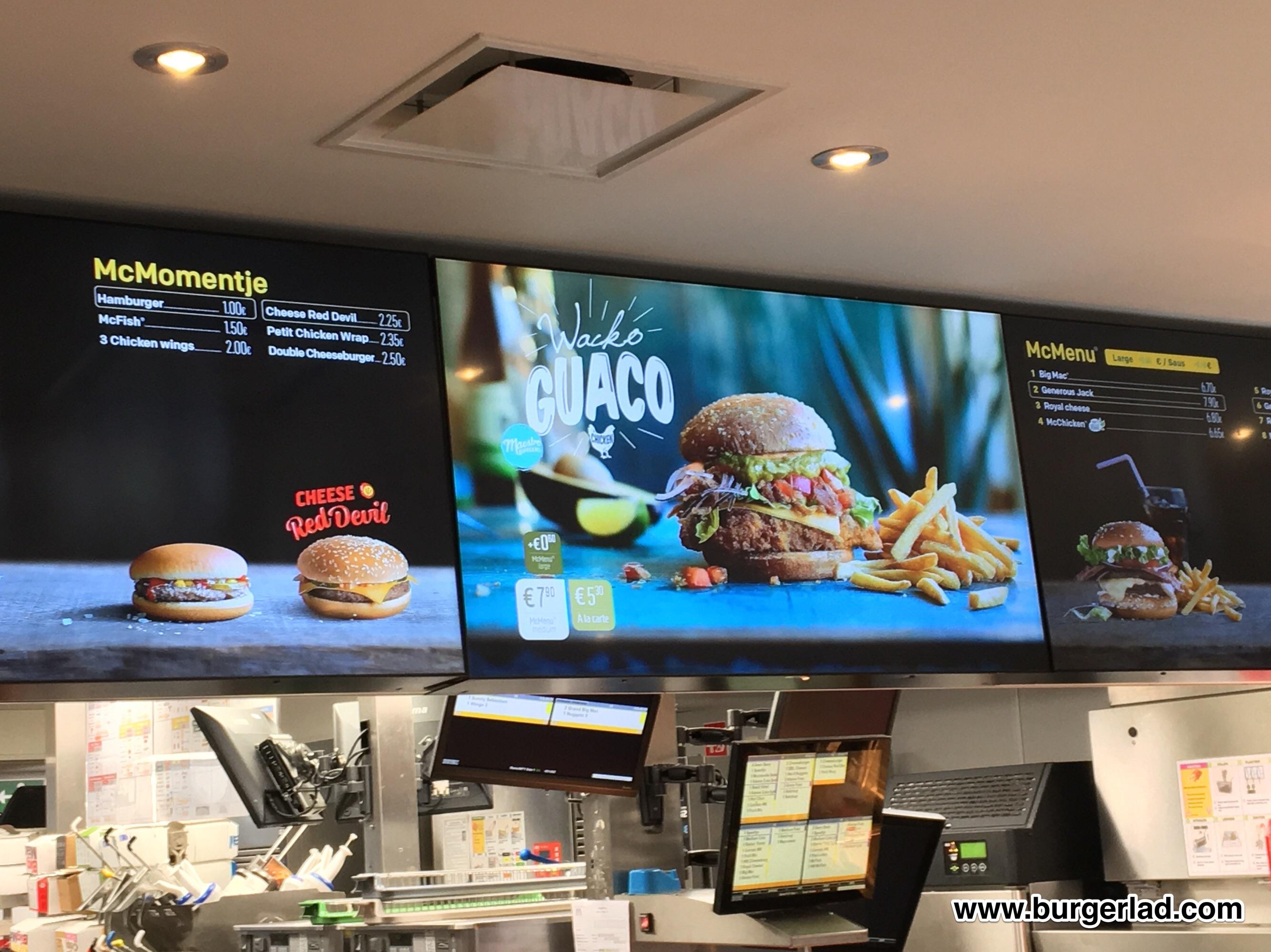 mcdonald's belgium menu prices - mcdonald's belgium price list 2018