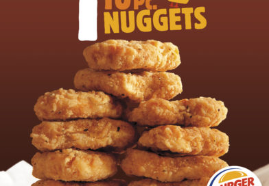 Burger King Chicken Nuggets For One Dollar