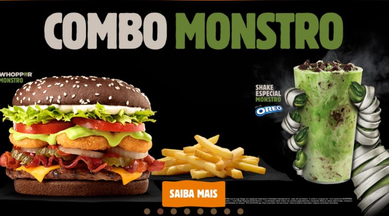 Burger King Monster Whopper