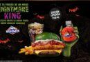 Burger King Nightmare King