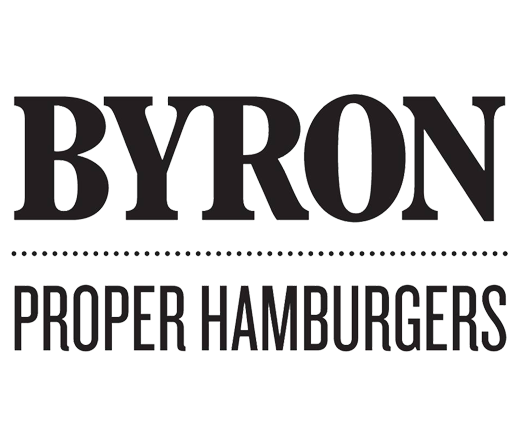 Byron Burger Menu Prices