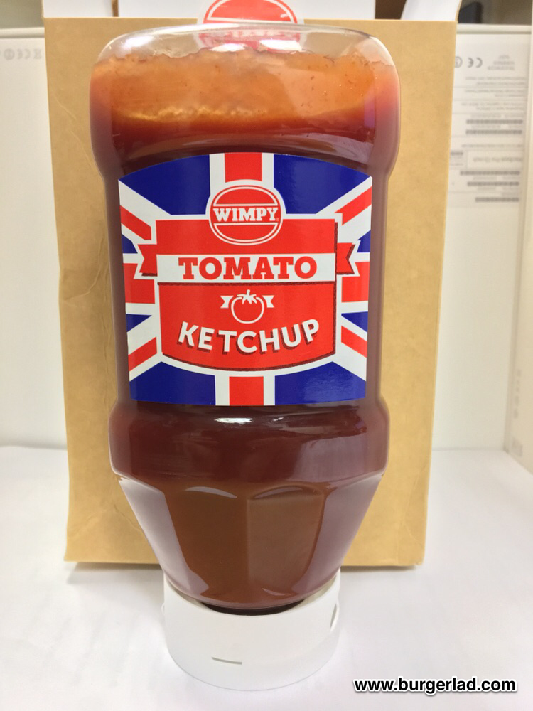 Wimpy Tomato Ketchup