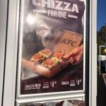 KFC Chizza UK Review