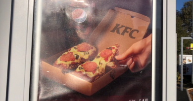 KFC Chizza UK Review
