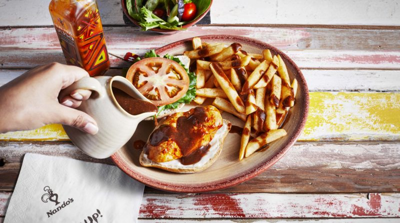 Nando's Christmas Menu