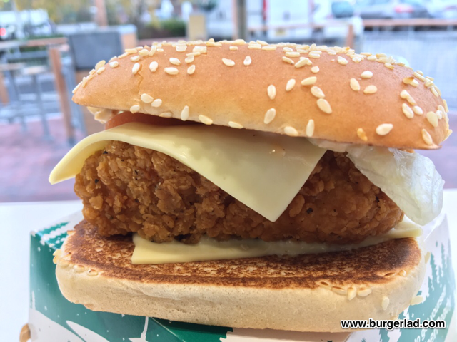 Chicken Big Tasty - McDonald's