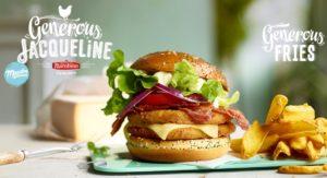 McDonald's Maestro Burgers - Belgium - Generous Jacqueline