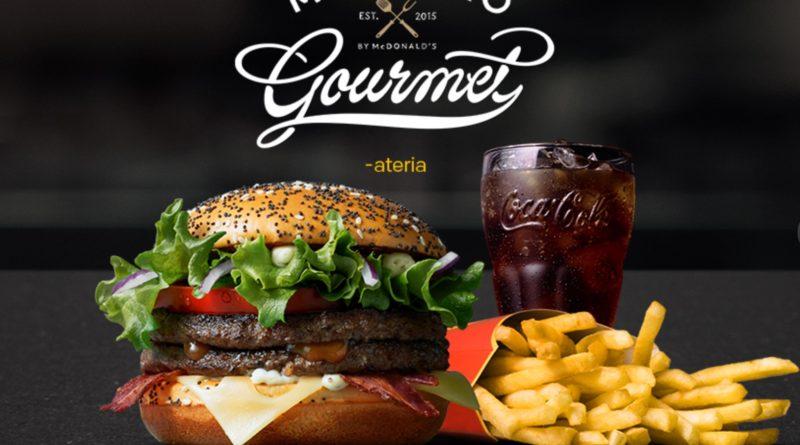 McDonald's Maestro Burgers - Finland - Gourmet