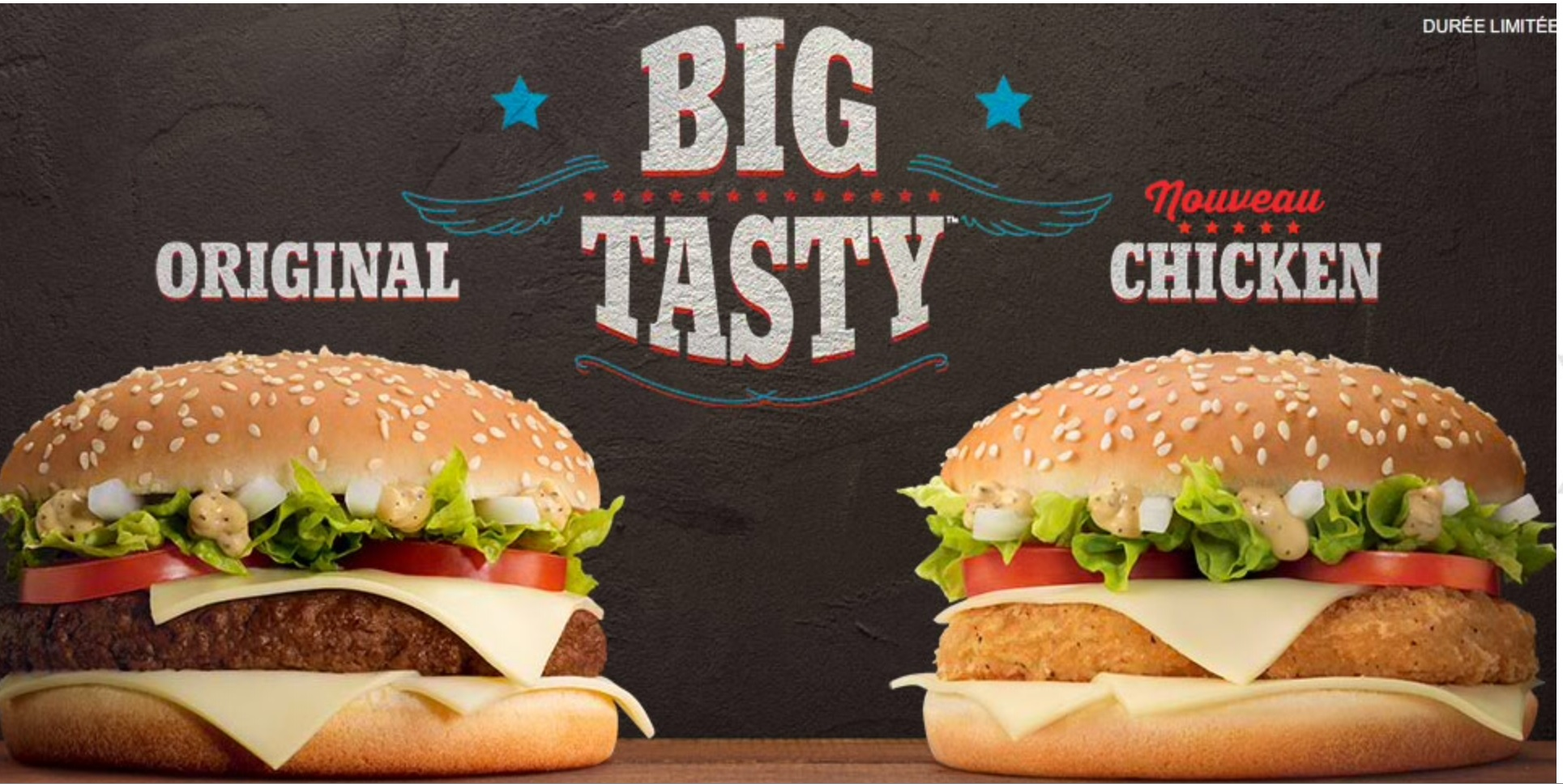 Big tasty mcdonalds coupons