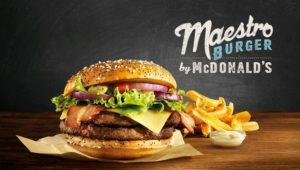 McDonald's Maestro Burgers - Holland - Maestro Burger - FEATURED