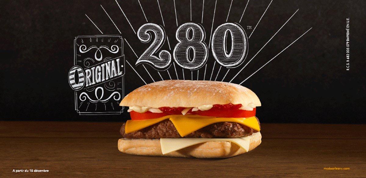 McDonald's France - 280 Original