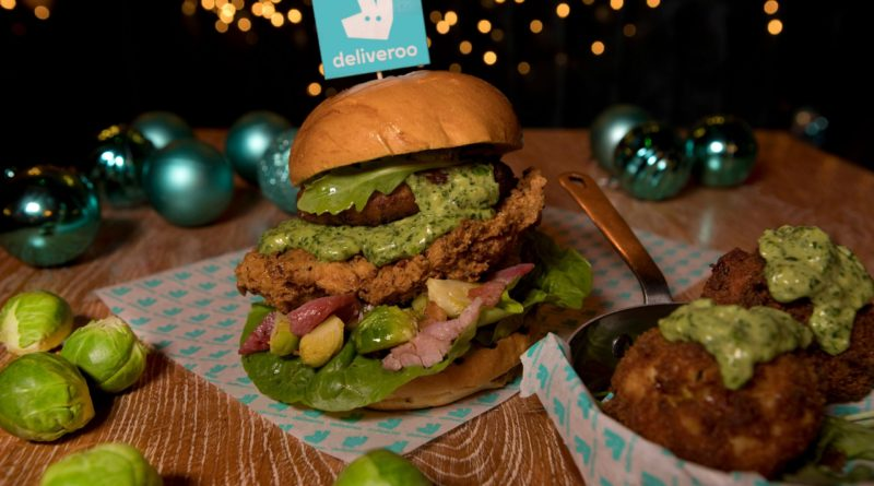 Sproutmas Burger – Absurd Bird