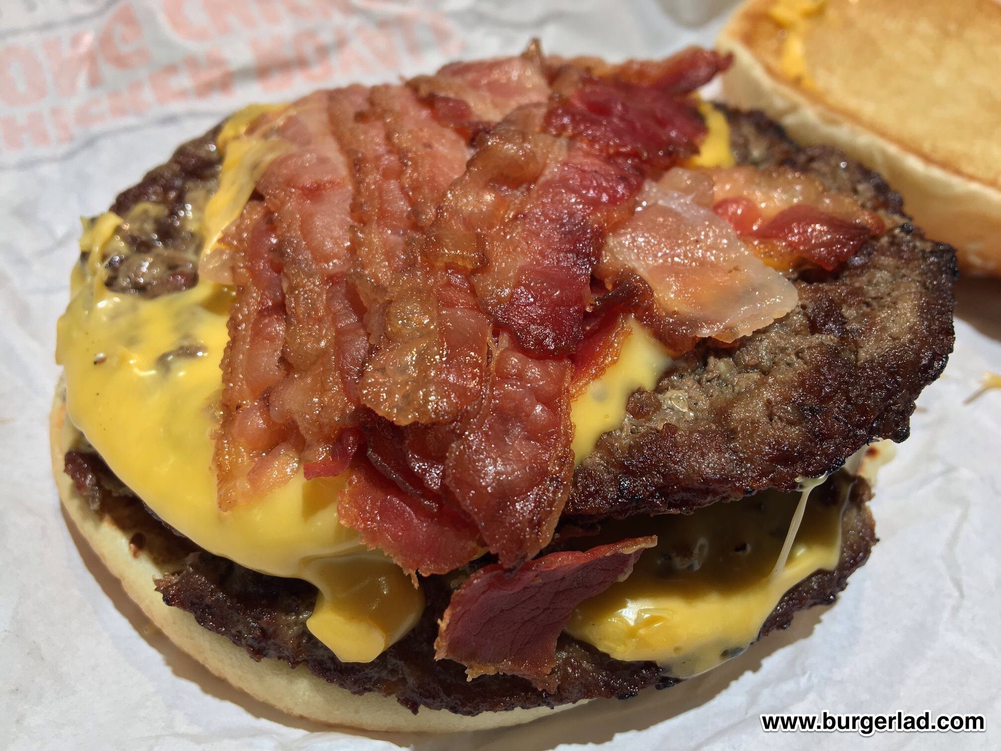Burger King Bacon Double XL