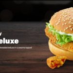 McDonald's Vegetable Deluxe
