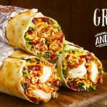 KFC Zinger Burrito