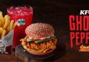 KFC Ghost Pepper Zinger