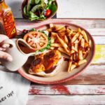 Nando's Christmas Menu – PERi-PERi Chicken Gravy