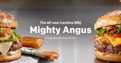 Carolina BBQ Mighty Angus