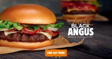 Smoky Black Angus