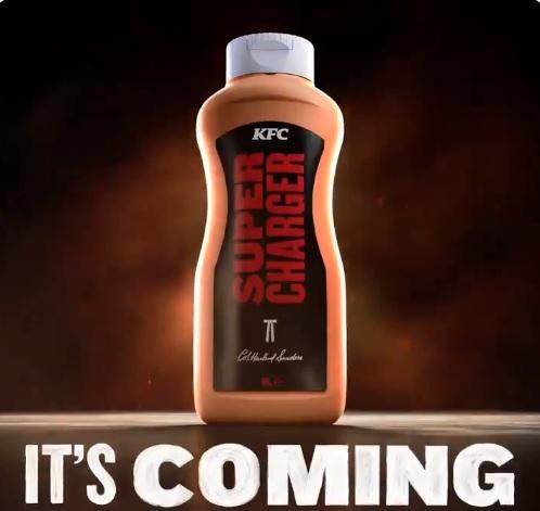 KFC Supercharger Sauce