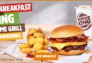 Burger King Breakfast King