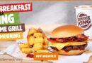 Burger King Breakfast King