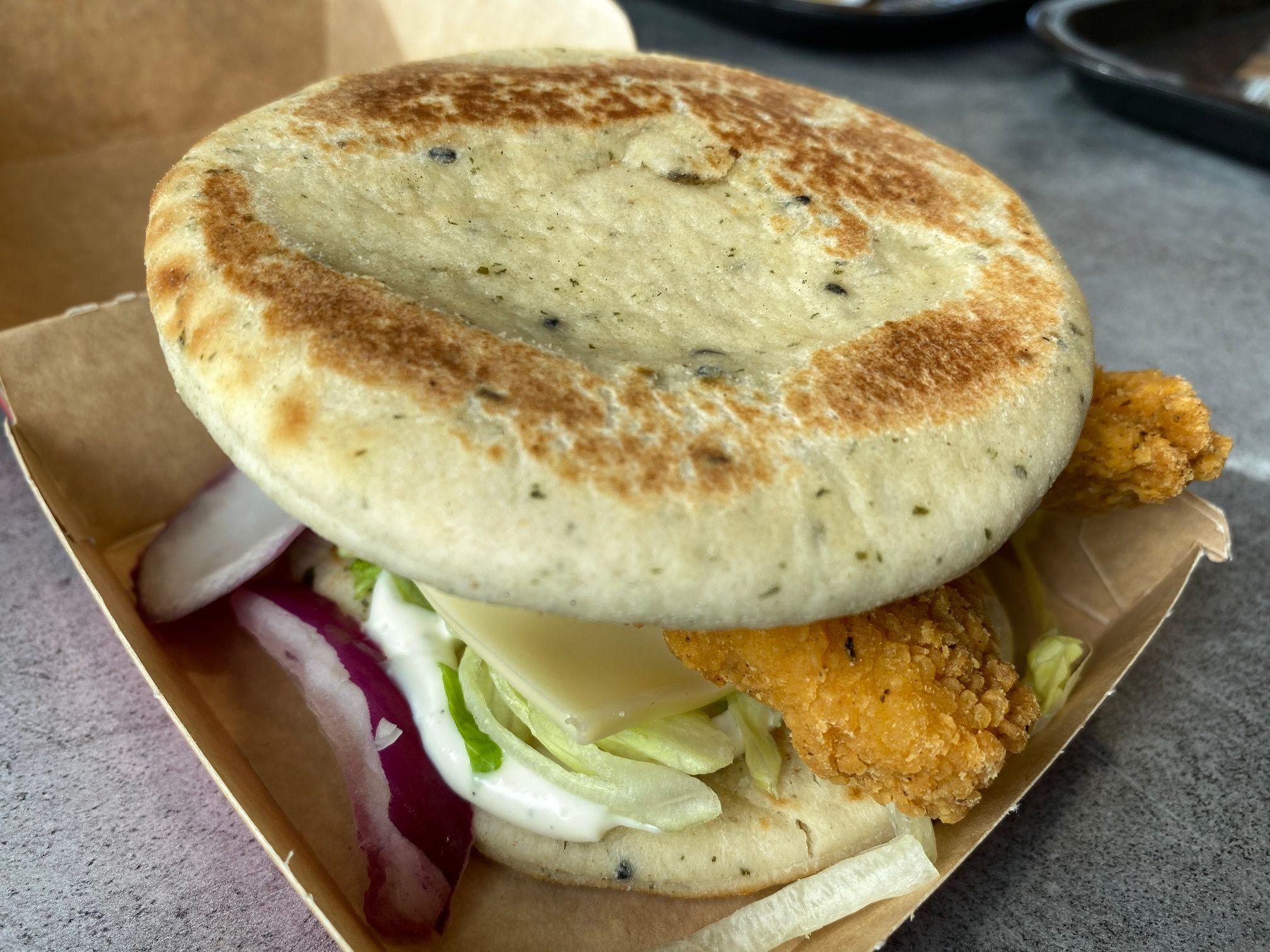 McDonald's Indian Chicken