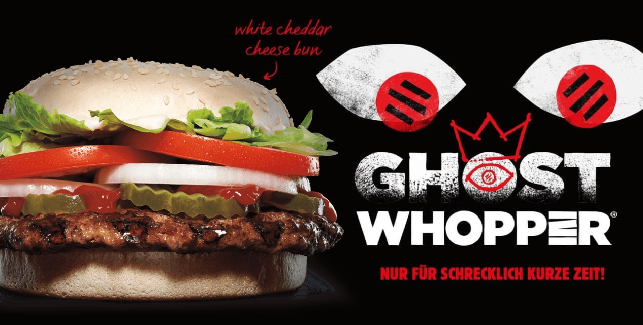 Ghost Whopper Austria