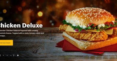 McDonald's Chicken Deluxe