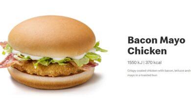 Bacon Mayo Chicken
