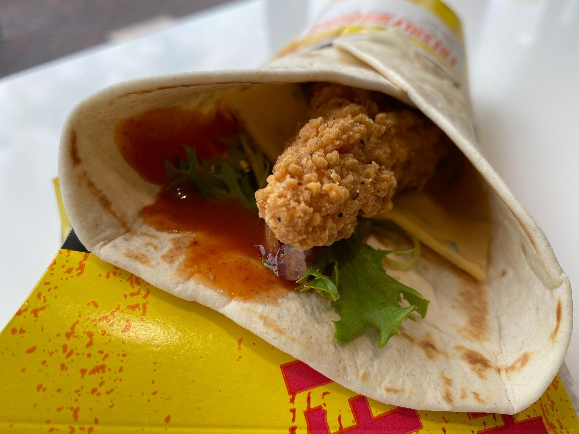 Fajita Chicken One