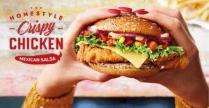 Homestyle Crispy Chicken