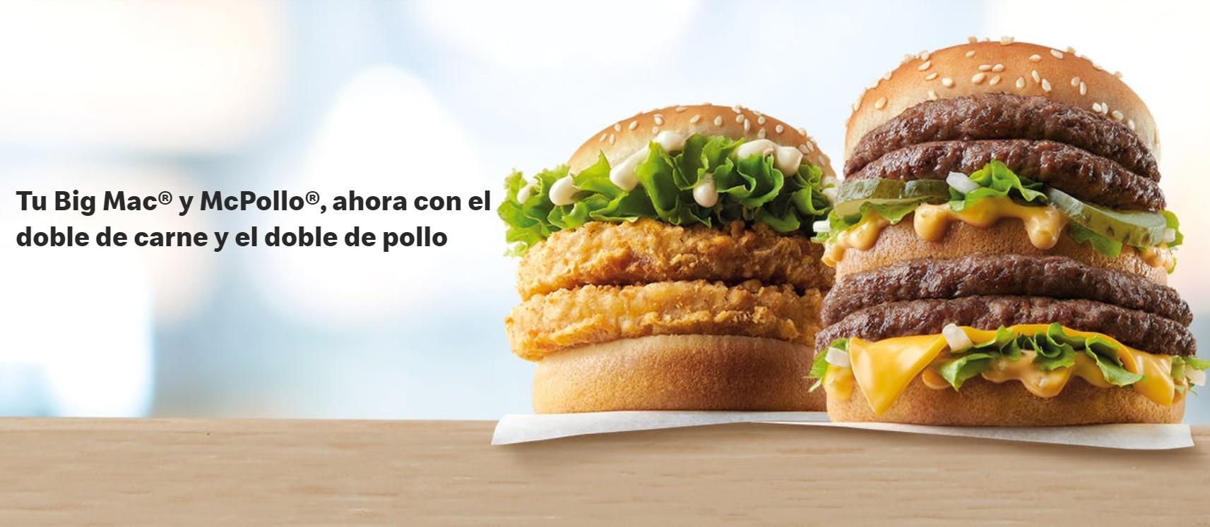 McDonald's Festive Menu 2020