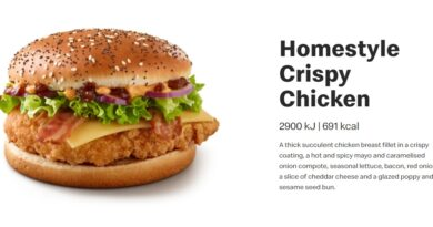 McDonald's Homestyle Crispy Chicken