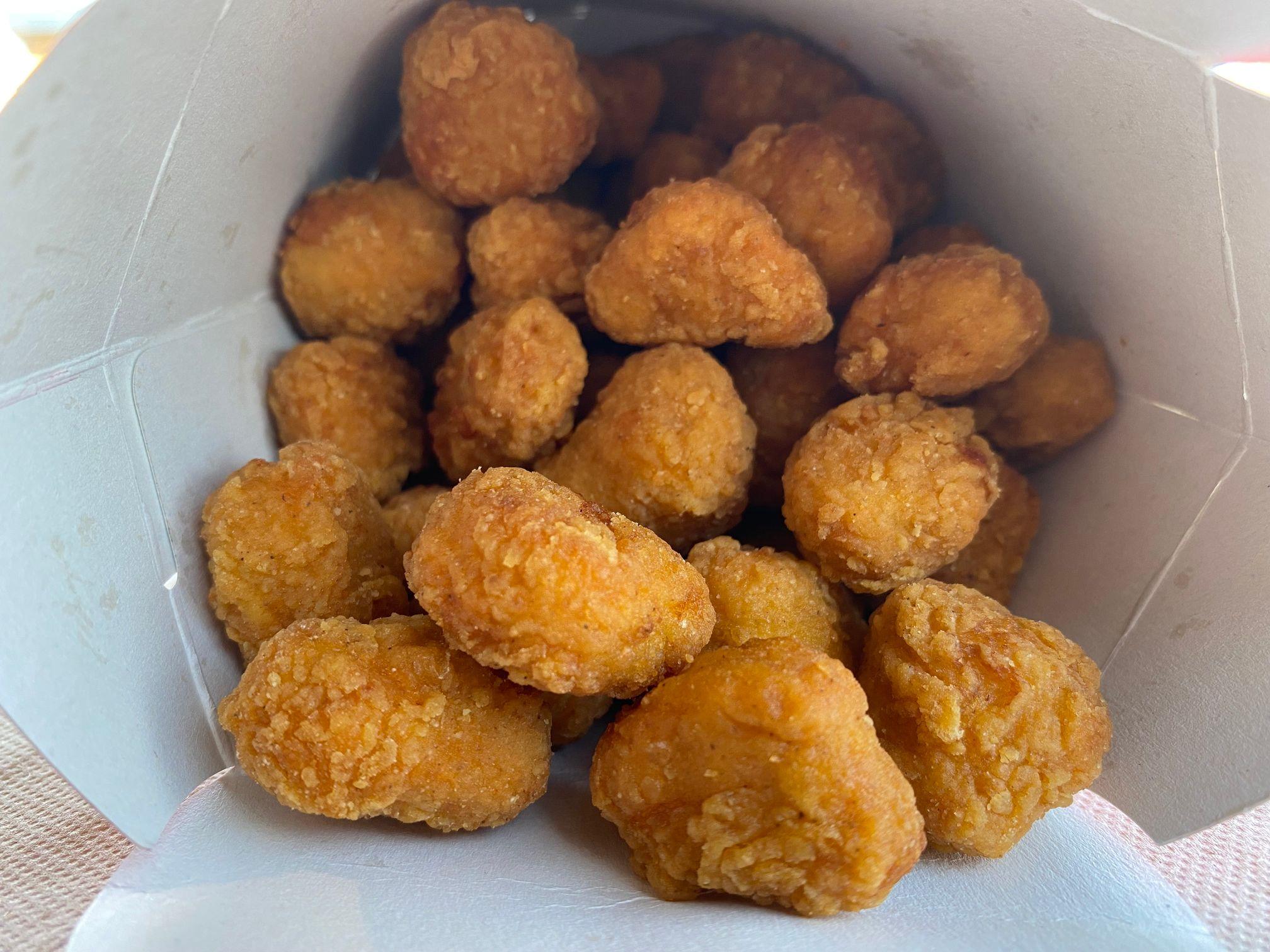 Zinger Popcorn Bucket