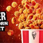 Zinger Popcorn Chicken